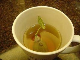 Efectos del té de jengibre