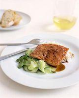 Cómo cocinar el salmón miso
