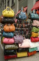 Cómo detectar un bolso del diseñador de la vendimia de la falsificación