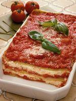 Consejos para preparar con anticipación Lasagna
