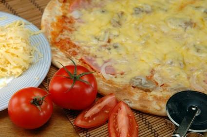 Cómo Vuelva a calentar una piedra de pizza