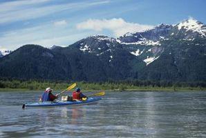 Los itinerarios sugeridos para unas vacaciones de Alaska
