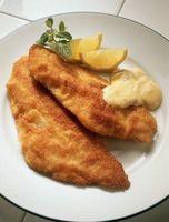 Consejos sobre el recalentamiento de pescado frito