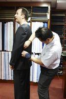 Cómo chaquetas Tamaño de los hombres