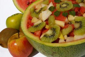 Cómo hacer cuencos de frutas para Edible Arrangements