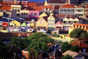 Lista de las islas de las Antillas Neerlandesas