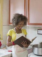 Ideas para un libro de cocina de bricolaje