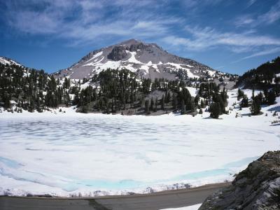 La información sobre los Volcanes en California