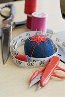 Cómo coser En una cremallera