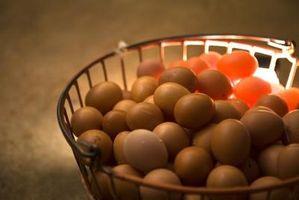 Diferencia entre los huevos duros y duros