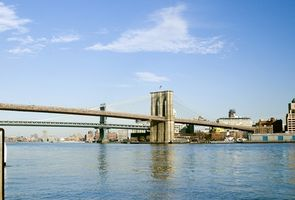 Tipos de puentes en los Estados Unidos