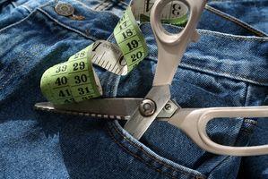 Cómo coser una falda Fuera de pantalones