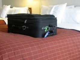 ¿Cómo hacer la maleta como asistentes de vuelo