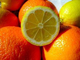 Cómo hacer limón Body Spray Con el Real Limones