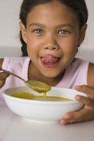 ¿Cómo Para espesar acuosa sopa de guisantes