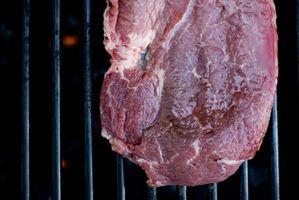 Consejos sobre Barbecuing RIBEYE