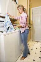 ¿Qué tipos de tela se puede lavar y seca?
