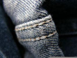 Cómo Cuff Jeans