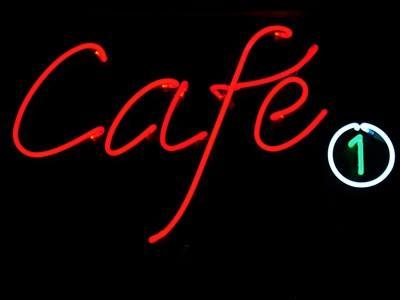 Caf & # xE9; Bares en Manila