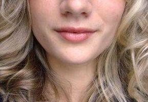 Ejercicios faciales para Lip Líneas