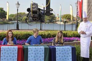 ¿Cómo encontrar Disney Los empleados en el paseo marítimo