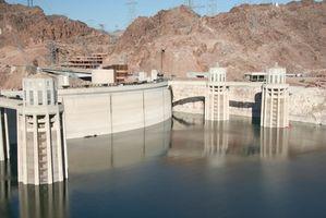 La presa Hoover de información turística