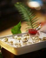 Cómo preparar estilo crudo ostras Island