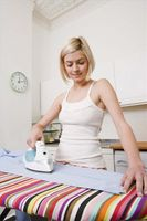 Cómo planchar ropa Velour