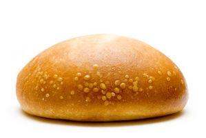 Cómo hacer pan cuencos A partir de la pasta de pan congelado