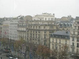 Alojamiento y desayuno Hoteles en París