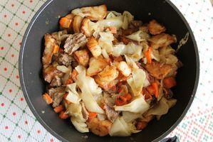 Los alimentos irlandeses tradicionales para el almuerzo