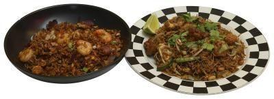 Cómo cocinar 'Chow Mein' Fideos