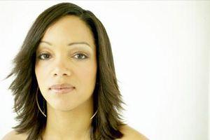 Consejos para alisar el cabello afroamericano Naturalmente
