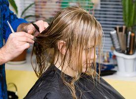 Cómo Raya del pelo de una línea de Bob cortes de pelo