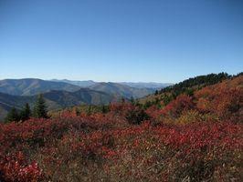 Lakefront RV Parks en las montañas de Carolina del Norte