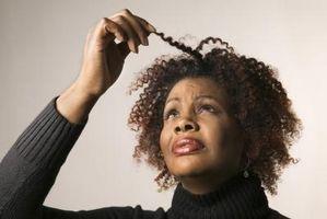 Cómo tratar sobre el cabello afroamericano procesados