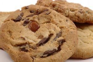Cómo ahorrar masa de galletas