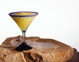 Los ingredientes de Martinis Mexicana