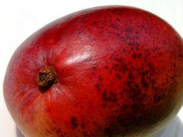 Sus mangos y Vitaminas