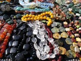 Cómo hacer que la piedra preciosa de la joyería