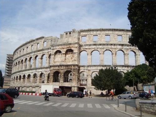 La historia del Coliseo de Roma