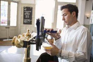 ¿Cómo aislar una línea de cerveza