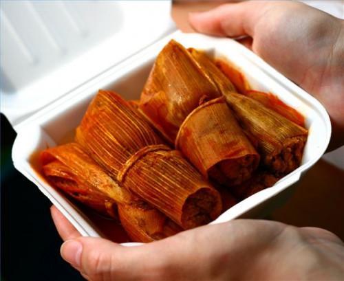 La historia de tamales