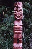 Los alimentos tradicionales maoríes