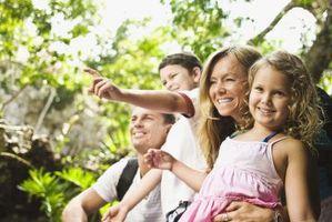 El Conseguir-a-saber-que Actividades para niños que se basan en viajes