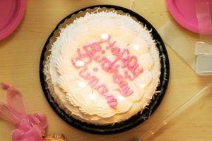 Qué poner en una torta de cumpleaños para los 13 años de edad