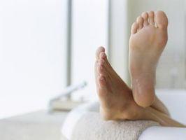 Cómo funciona el vinagre en los pies ásperos?
