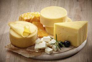Como descongelar el queso