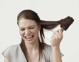 Cómo conseguir enredos de su pelo Fácil