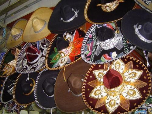 Información sobre Sombreros
